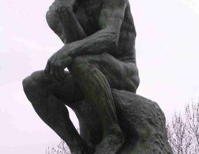 Rodin le penseur